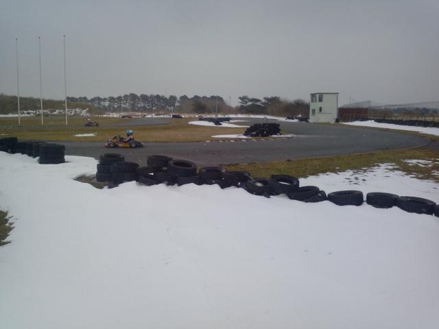 Kørsel i snevejr